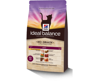 Hill's Ideal Balance Feline No Grain Huhn und Kartoffeln