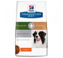 Hill's Prescription Diet Canine Metabolic + Mobility Trockenfutter für Hunde