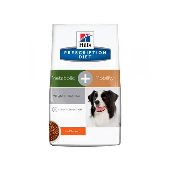 hill 39 s prescription diet canine metabolic mobility trockenfutter f r hunde. Black Bedroom Furniture Sets. Home Design Ideas