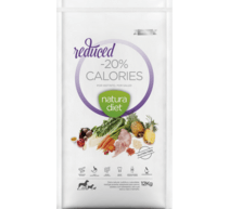 Natura Diet Reduced -20% Calories Kroketten für den Hund