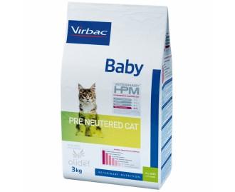 HPM Trockenfutter Baby Pre Neutered Cat