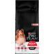 ProPlan adults Medium OptiDerma Lachs und Reis Trockenfutter für Hunde