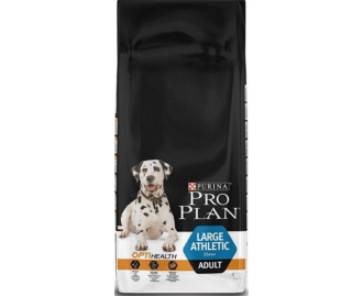 ProPlan adult OptiHealth Large Athletic Trockenfutter für Hunde