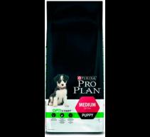 ProPlan puppy OptiStart Medium Huhn Trockenfutter für Welpen
