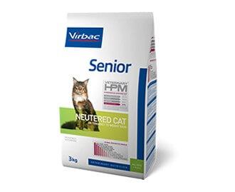 HPM Trockenfutter Senior Neutered Cat