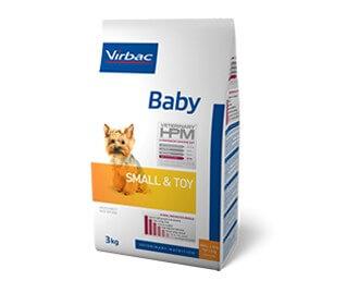 HPM Trockenfutter Baby Small & Toy