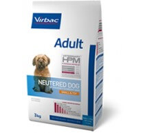 HPM Trockenfutter Adult Neutered Dog Small & Toy