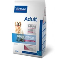 HPM Trockenfutter Adult Neutered Dog Large & Medium
