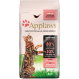 Applaws Trockenfutter für ausgewachsene Katzen Huhn&Lachs