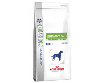 Royal Canin urinary moderate calorie Diät für Hunde
