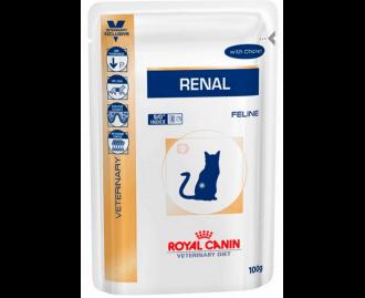 Royal Canin Feline Renal Nassfutter für Katzen