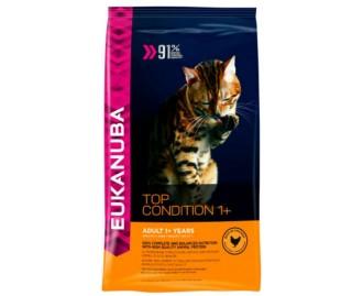 Eukanuba Adult Huhn & Leber Trockenfutter für Katzen