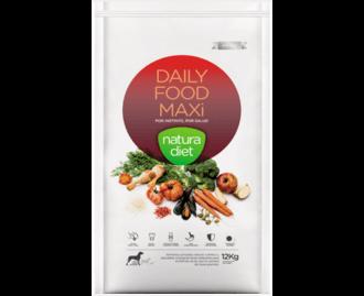 Natura Diet Food Maxi Kroketten für den Hund riesiger Rassen