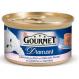 Gourmet Diamant Thunfisch-Scheiben mit Garnelen