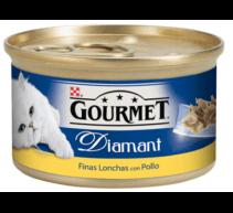 Gourmet Diamant Scheiben mit Huhn