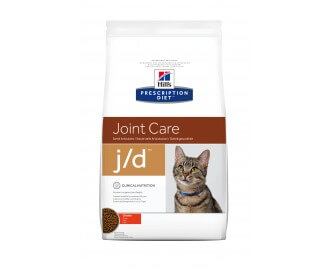 Hills JD Feline j/d 2 kg. PD - Prescription Diet Diät für Katen