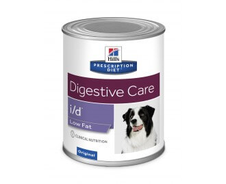 Hills ID Canine i/d Low fat PD - Prescription Diet Diät für Hunde (Dose)