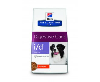 Hills ID Canine i/d Low fat PD - Prescription Diet Diät für Hunde