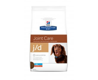 Hills JD Canine j/d Mini PD - Prescription Diet Diät für Hunde