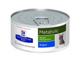 Hills prescription diet Feline metabolic Nassfutter Dose