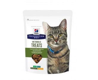 Hills PD Feline metabolic treats(snacks)