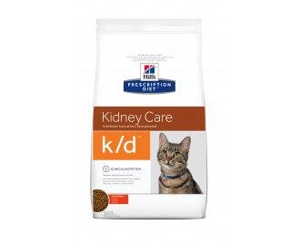 Hills PD Feline k/d Diät für Katzen