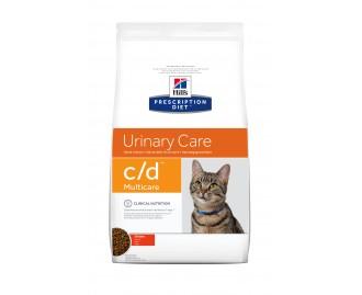 Hills PD Feline c/d Huhn Diät für Katzen