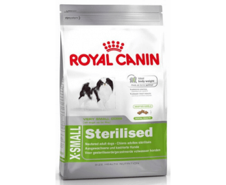Royal Canin X small Sterilised Trockenfutter für Hunde