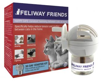Feliway Freunde difusor gatos.