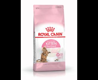 Royal Canin Kitten Sterilised für steriisierte Katzen