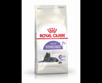 Royal canin sterilised +7 Trockenfutter für ältere sterilisierte Katzen