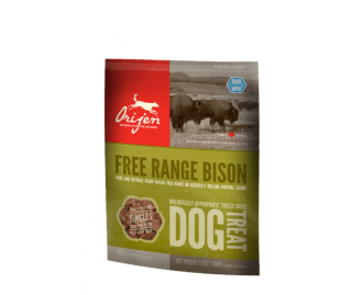 Snacks für Hunde Bison Orijen