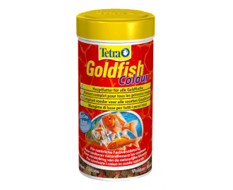 Tetra AniMin Colour Nahrung für Goldfische