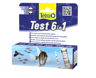 Tetra Test 6 in 1 Aquarium Süsswasser 10 ml