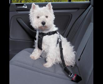 TRIXIE Hundegeschirr mit Sicherheitsgurt