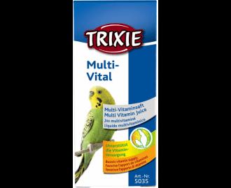 Ergänzungsmittel für Vögel Multivitamin Trixie Vögel Tropfen 50 ml