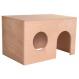Nest Häuschen für Nagetiere TRIXIE Holzfenster [3 Grössen]