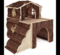 Spiele für Nagetiere Natural Living Bjork Häuschen