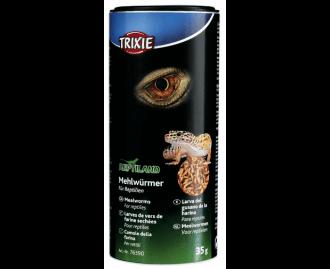 Ausgetrocknete Mehlwürmer 250 ml / 35 gr TRIXIE REPTILIEN