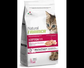 Trainer Trockenfutter für kleine Kätzchen