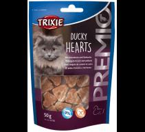 Herz-pato / merluza 50 g Golosina gatos Trixie
