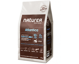 Naturea Trockenfutter für Hunde Atlantica Fish/Fisch