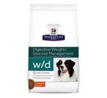 Hills WD Canine w/d PD - Prescription Diet Diät für Hunde