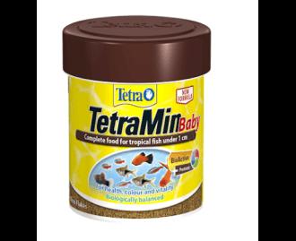 TetraMin Baby Fischfutter 66ml