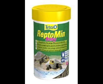 Tetra ReptoMin Baby Futter für Schildkröten 100ml