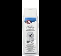 2x1 Hundeshampoo weißen Mantel Trixie 250mls