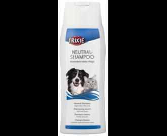2X1 neutrale Shampoo für Hunde und Katzen 250 ml Trixie