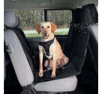 Sitzbezug für Hunde TRIXIE 1,45x1,60m, schwarz