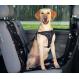 Funda Asiento Coche para perros con Seiten TRIXIE 0.65x1.45m Negro