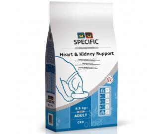 Specific CKD Kidney support Trockenfutter für Hunde mit Leber- oder cardiologischen Problemen